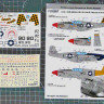 Foxbot 72-053 North American P-51 Mustang Nose art, Part 3 1/72