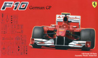 Fujimi 090948 Ferrari F10 German GP 1:20