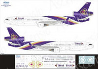 Ascensio 011-015 MD-11 Thai Airlines 1/144