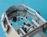 CMK 3016 PzKpfw IV - interior set for TAM 1:35