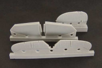 Brengun BRL48030 Spitfire MkIX control surfaces - early - for Airfix kit 1/48