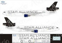 Ascensio 011-016 MD-11 Star Alliance (Varig) 1/144