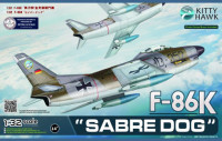 Kitty Hawk 32008 F-86K Sabre Dog 1:32