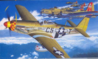 Dragon 3205	North American P-51D Mustang (early prod.)