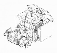 CMK 3020 Pz-35(t) Skoda Lt vz.35 - engine set for CMK 1:35
