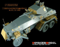 Voyager Model PE35065 Photo Etched set for 1/35 Sd.kfz 232 6Rad (For ITALERI 6433)
