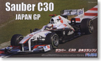 Fujimi 090931 Sauber C30 Japan GP 1:20