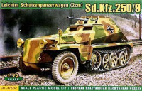 ACE 72247 SdKfz.250/9 arm. Halftrack