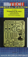 EXTRATECH EXTE48043 1/48 Reggiane Re-2001 detail set (CAF) 1:48