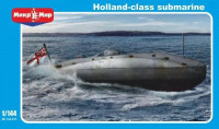 Mikromir 144-011 Royal Navy Holland Class Submarine 1:144