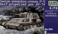 UM  304	Self-propelled plant SU-76