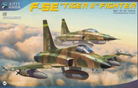 Kitty Hawk 32018 F-5e Tiger II 1:32