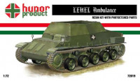 Hunor Product 72019 42M LEHEL Ambulance Tank 1/72