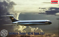Roden 313 Vickers Super VC10 Type 1151 BOAC 1:144
