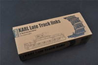 Trumpeter 02054 KARL late Track links 1:35