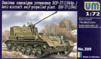 UM  305	Anti-aircraft self-propelled plant ZSU-37 (1943)