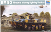 Trumpeter 09556 BMD-3 Airborne Fighting Vehicle 1:35