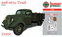 Hunor Product 72020 39M Ford V8 Truck 1/72