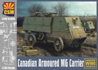 Copper State Models CSM35006 Canadian Armoured MG Carrier 1:35