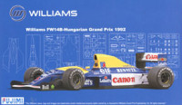 Fujimi 090795 Williams FW14B Hungary GP 1:20