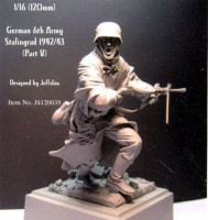 Jeffchiu's Miniatures JS120039 German 6th Army, Stalingrad 1942-1943 (Part V) 1:16