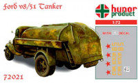 Hunor Product 72021 40M Ford V8 Tanker 1/72