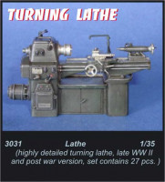 CMK 3031 Turning lathe 1:35