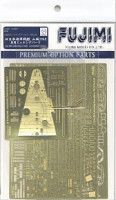 Fujimi 113395 Photo-Etched Parts for IJN Battleship Yamashiro 1943 1:350