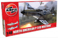 Airfix 05131 North American P-51D Mustang 1:48