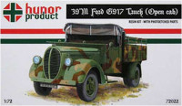 Hunor Product 72022 39M Ford G917 Truck (Open Cab) 1/72