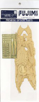 Fujimi 113401 Wood Deck Seal for IJN Battleship Yamashiro 1:350