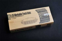 Trumpeter 02057 E-25 Workable Track links 1:35