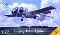Avis 72026 1/72 Edgley EA-7 Optica (Limited Edition)