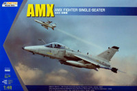 Kinetic K48026 AMX Ground Attack Aircraft - Brazil & Italy 1:48