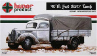 Hunor Product 72023 40M Ford G917 Truck 1/72