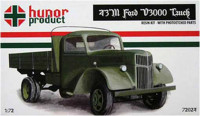 Hunor Product 72024 43M Ford V3000 Truck 1/72