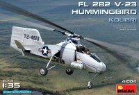 MiniArt 41004 Fl 282 V-23 HUMMINGBIRD (КОЛИБРИ)
