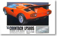 Arii 205235 `83 Countach LP500S 1:24