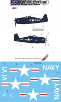 Lf Model C3273 1/32 Decals F6F-5K Hellcat Drone over Korea (HAS)