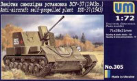 UM  309	Anti-aircraft self-propelled plant ZSU-37 (1944)