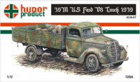 Hunor Product 72026 39M US Ford V8 1939 1/72