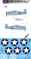Lf Model C3275 1/32 Decals F6F-3 Hellcat from Yorktown