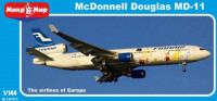 Mikromir 144-015 Mc Donnell Doglas MD-11 1:144