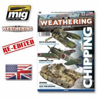 Ammo Mig Jimenez 4502 Issue 3. CHIPPINGS English