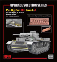 RFM Model RM-2005 Upgrade solution for 5070 Panzer III Ausf.J 1:35