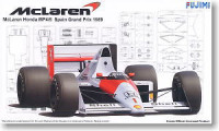 Fujimi 090627 McLaren MP4/5 Spain GP 1:20