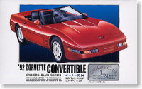 Arii 205228 `92 Corvette Convertible 1:24