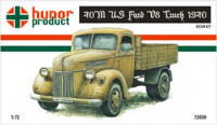 Hunor Product 72032 40M US Ford V8 1940 1/72