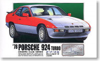 Arii 41154 `78 Porsche 924 Turbo 1:24