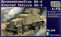 UM  318	Armored Vehicle BA-6